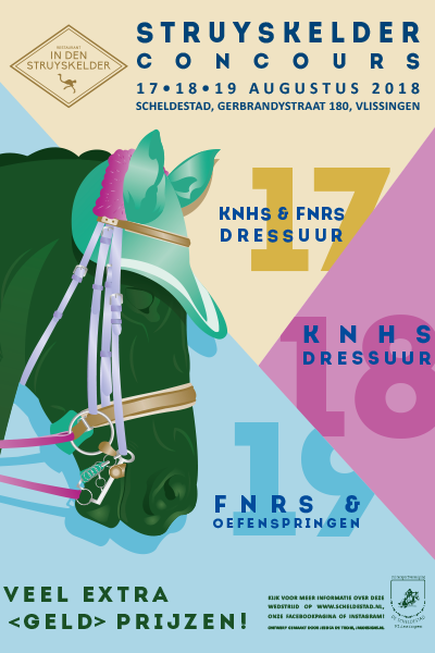 Poster Concours Hippique 18
