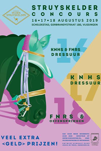 Poster Concours Hippique 19
